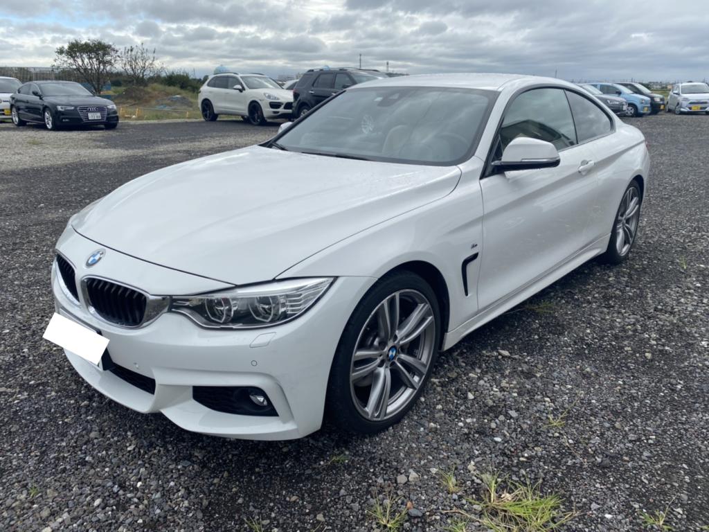 BMW 435i 買取!