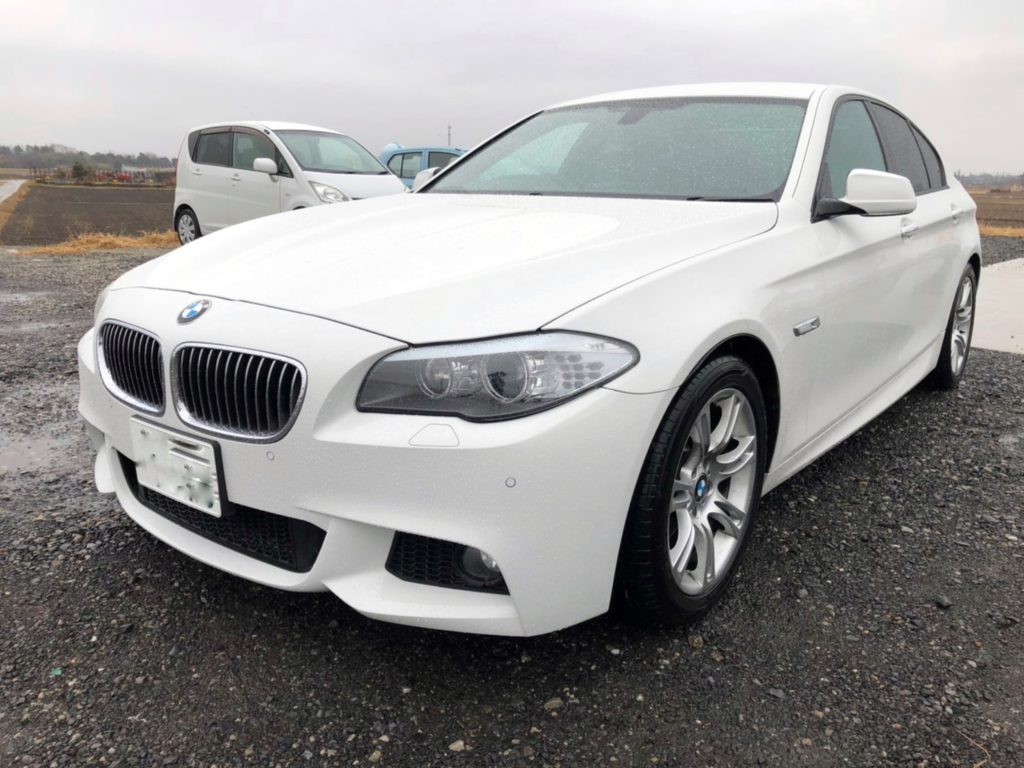 BMW 523d 買取!