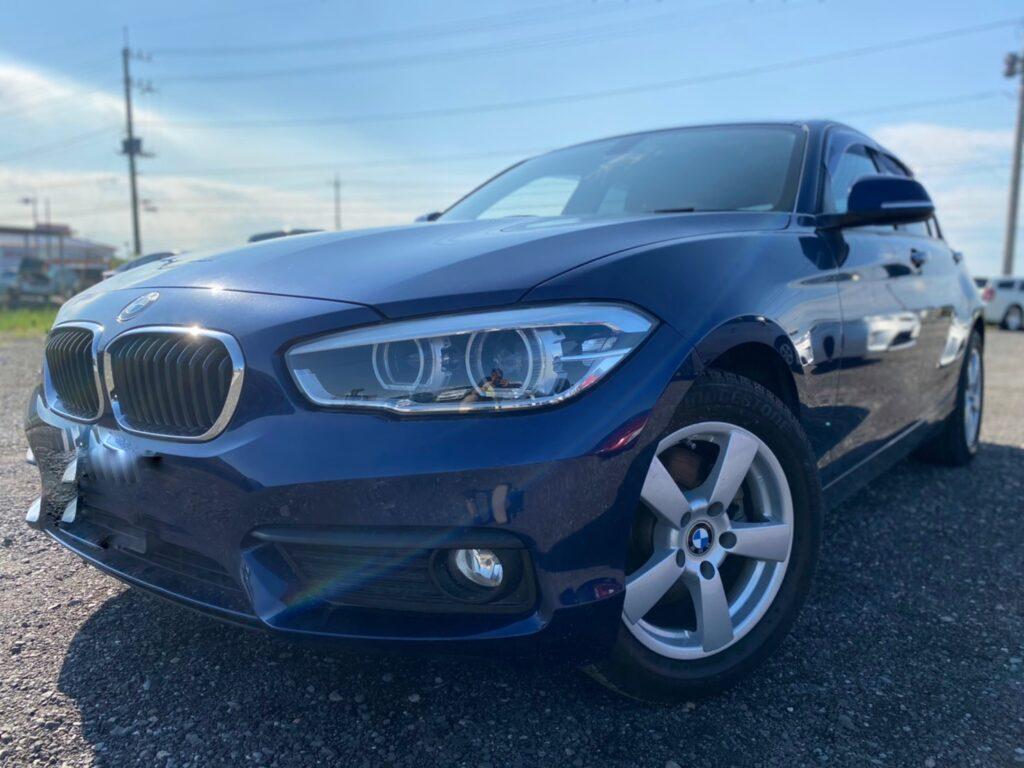 BMW 118i 買取!!