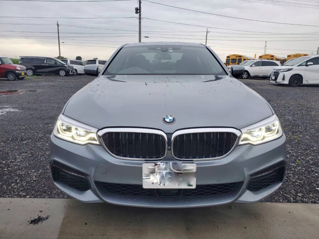 BMW  523d Mスポーツ買取!!