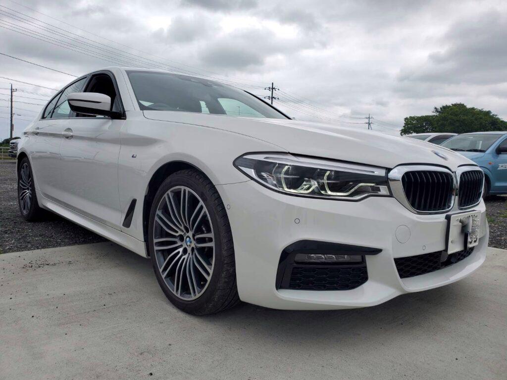 BMW 523d Mスポーツ 買取!