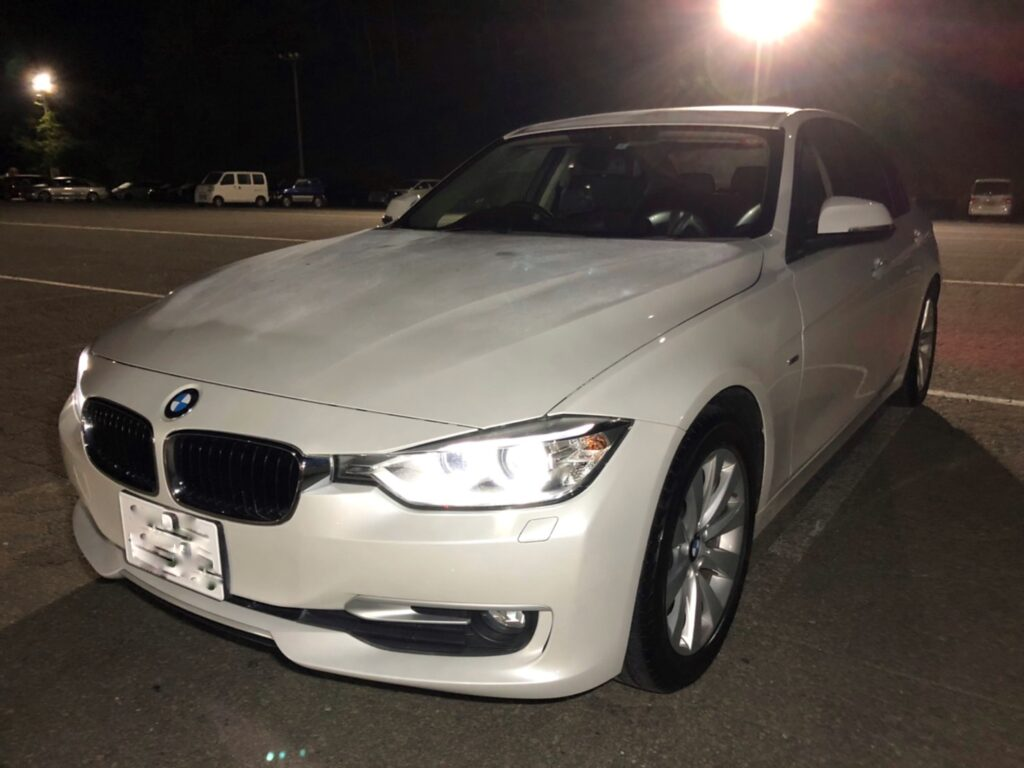 BMW 320d 買取!